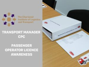 Transport Manager CPC Passenger Operator Licence Awareness