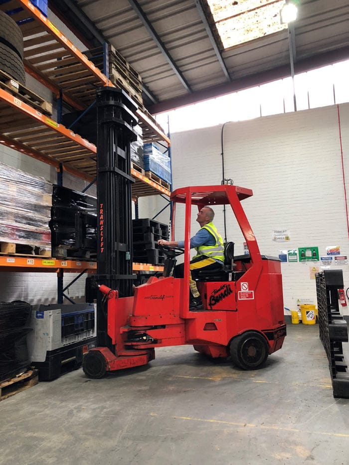 Experienced Operator Bendi Pivot Steer Course Portsmouth and Southampton