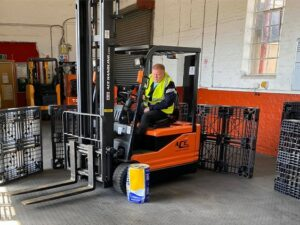 Counterbalance Forklift Conversion Course, Portsmouth, Southampton, Reading and Worthing.