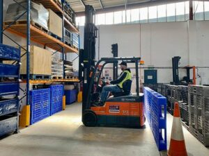 Counterbalance Forklift Experienced Operator Course, Portsmouth, Southampton, Reading and Worthing.