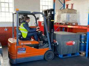Counterbalance Forklift Refresher Course, Portsmouth, Southampton, Reading and Worthing.
