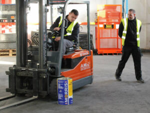 Forklift Instructor Direct Entry