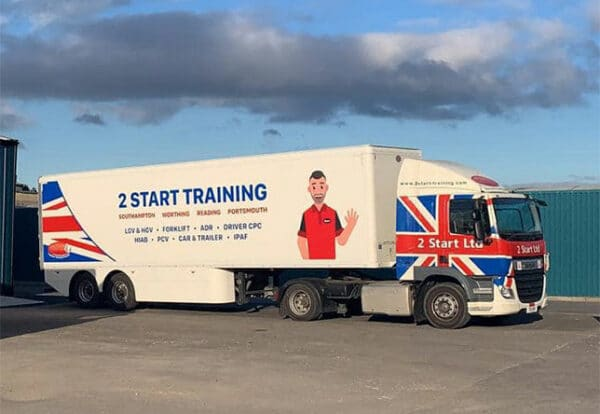 HGV Bronze Driver Training Package