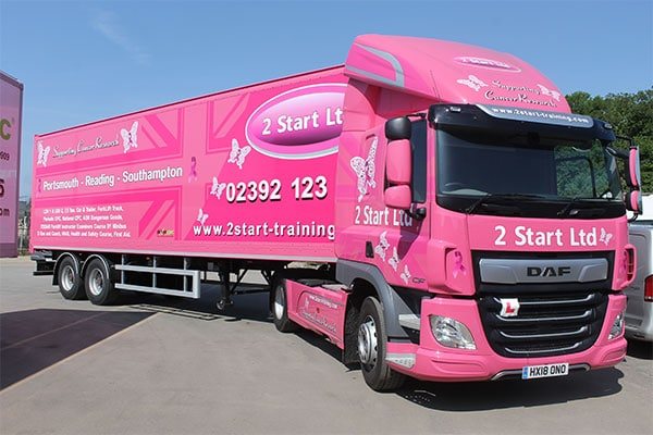 HGV Driver Training 5 Day Course