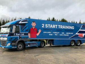HGV Driver Training Gold Package