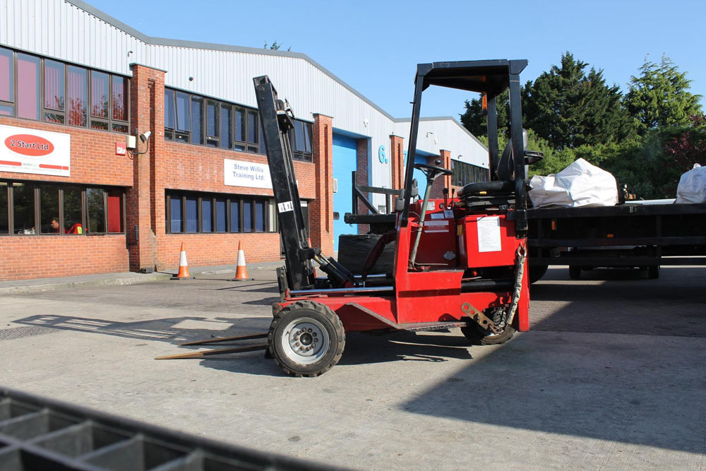 Moffett Truck Refresher Course Portsmouth