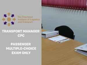Transport Manager CPC Passenger multiplechoice
