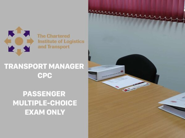 Transport Manager CPC Passenger multiplechoice