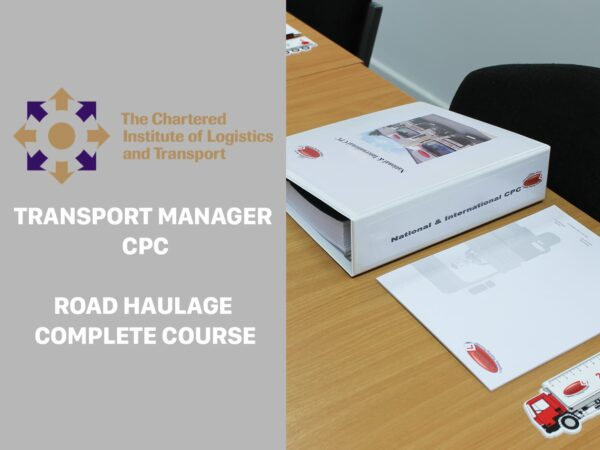 Transport Manager CPC Road Haulage
