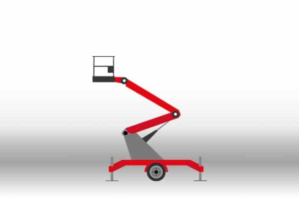 IPAF Static Boom 1b Vehicle or Trailer Mounted Cherry Picker Training