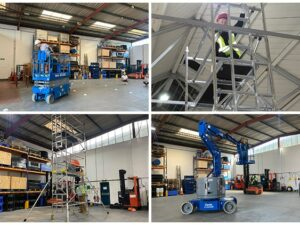 PASMA and IPAF combined training courses
