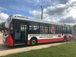 CAT D bus&coach