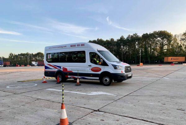 Minibus D1 & Minibus and Trailer D1+E Training