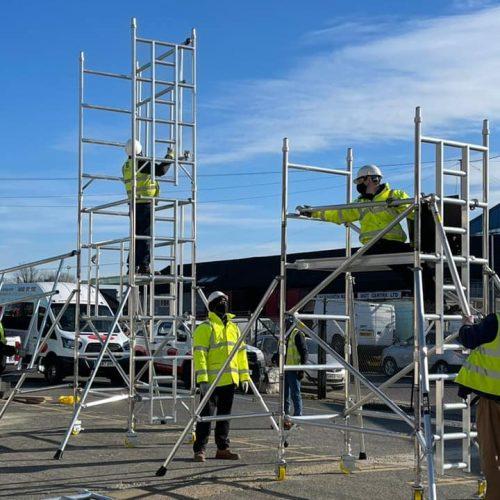 PASMA Training Portsmouth 1