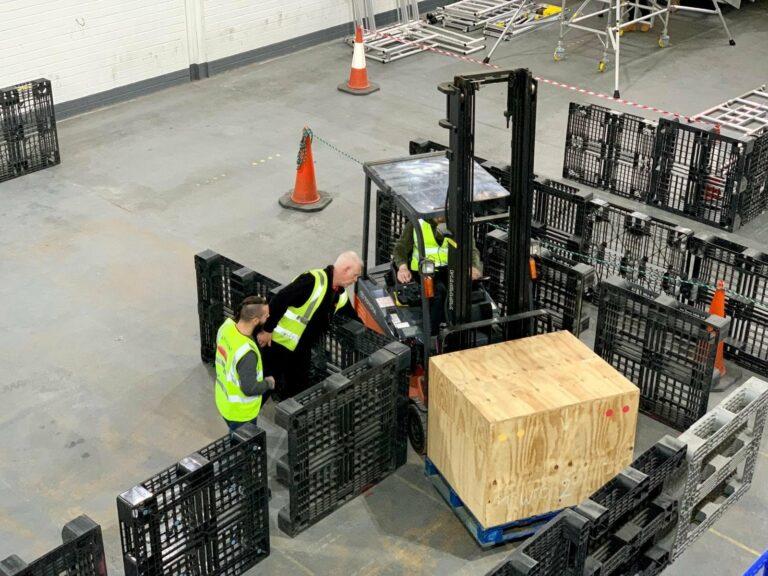 Forklift Training Facilities