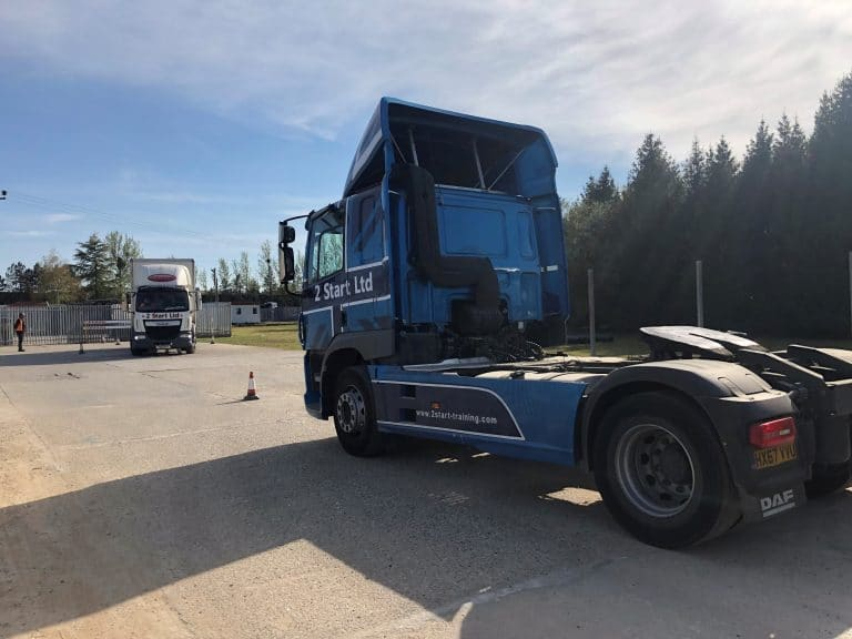 Gaining your HGV licence