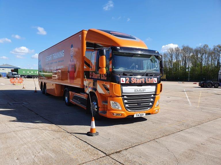 HGV Driver Training Southampton