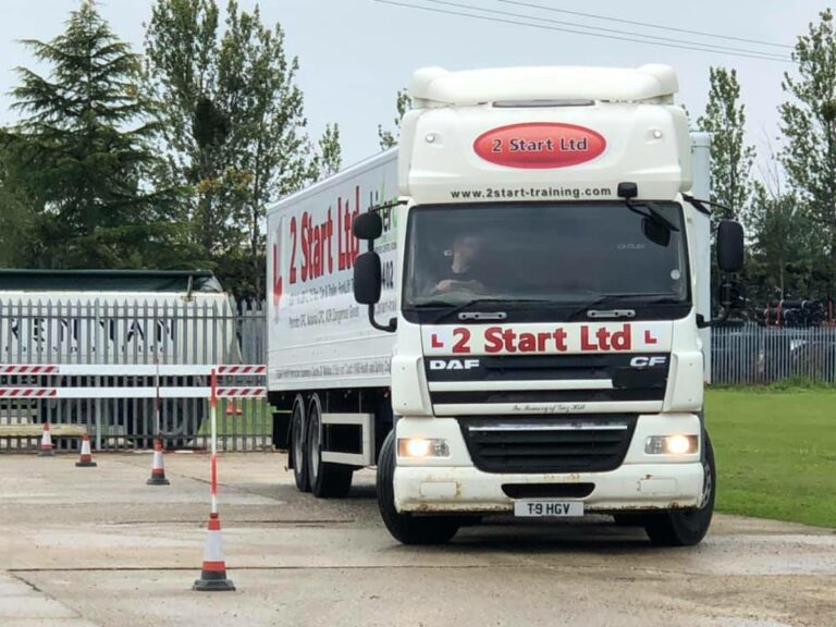 Our Reading HGV Training Facilities