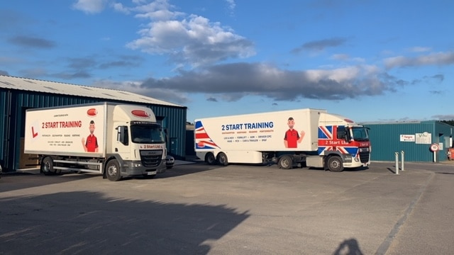 Our HGV Driver Training Worthing Facilities
