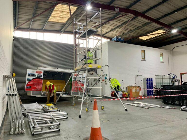 Southampton PASMA Training Facilities