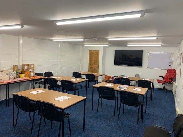 ADR Training facilities