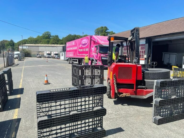 Gaining your forklift licence Portsmouth
