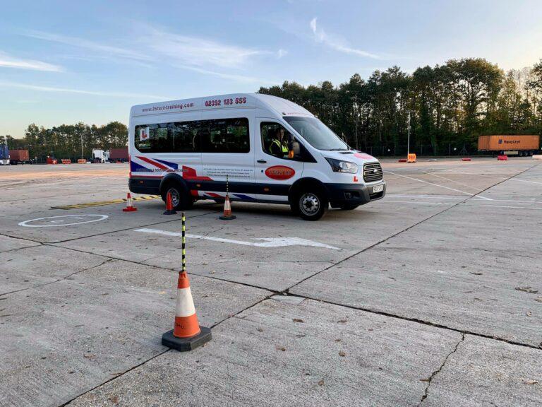 D1 Minibus Training