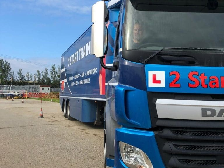 Gaining your LGV Licence Reading