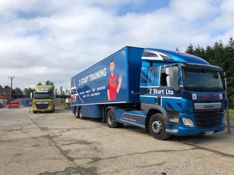 Our Reading LGV Training Facilities