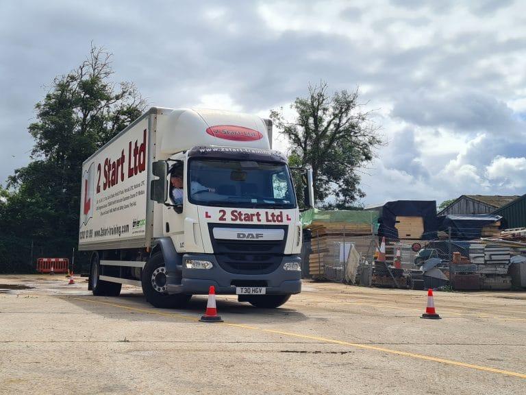 Our Southampton LGV Training Facilities