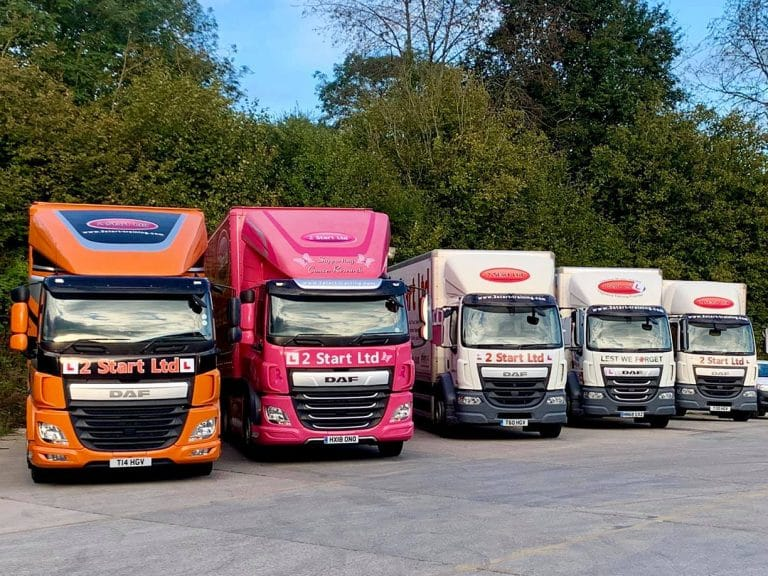 Department for Transport set to tackle HGV driver shortage